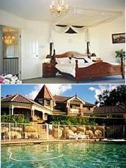 Caprice Boutique Mountain Retreat - Accommodation Bookings