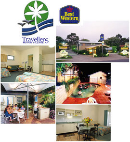 Travellers Motor Village - Accommodation Bookings