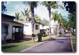 Finemore Tourist Park - Accommodation Bookings