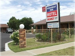 Highway Inn Motel - Accommodation Bookings