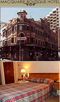 Macquarie Boutique Hotel - Accommodation Bookings
