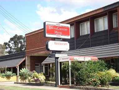 Town  Country Motel - Accommodation Bookings