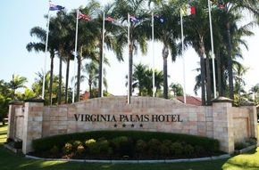 Brisbane International - Virginia - Accommodation Bookings