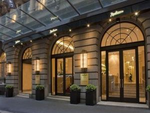Radisson Plaza Hotel Sydney - Accommodation Bookings