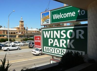 Albury Winsor Park Motor Inn - Accommodation Bookings