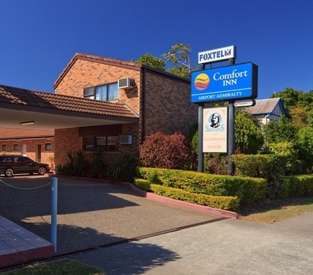 Airport Admiralty Motel - Accommodation Bookings
