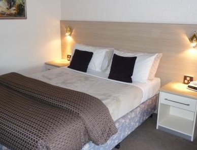 Hamiltons Townhouse Motel - Accommodation Bookings