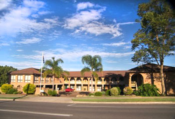 Cumberland Motor Inn - Accommodation Bookings