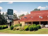 Quality Inn Charbonnier Hallmark - Accommodation Bookings