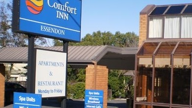 Comfort Inn  Suites Essendon - Accommodation Bookings