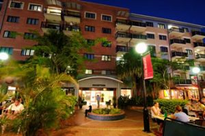 Central Brunswick Apartment Hotel - Accommodation Bookings