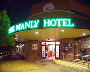 The Manly Hotel - Accommodation Bookings