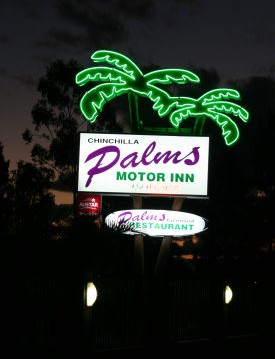 Chinchilla Palms Motor Inn - Accommodation Bookings