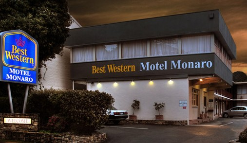 Best Western Motel Monaro - Accommodation Bookings