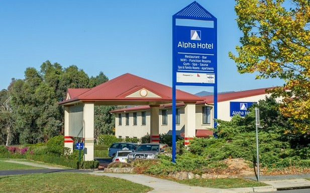 Alpha Hotel Canberra - Accommodation Bookings