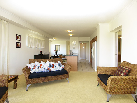 Oaks Seaforth Resort - Accommodation Bookings