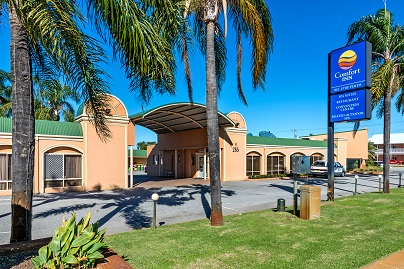 Comfort Inn Bel Eyre Perth - Accommodation Bookings