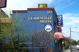 Gladesville Motel - Accommodation Bookings