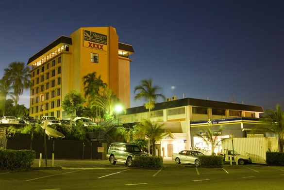Quality Hotel Frontier Darwin - Accommodation Bookings