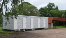Coolalinga Caravan Park - Accommodation Bookings