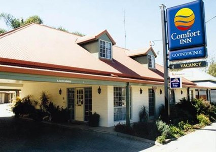 Comfort Inn Goondiwindi - Accommodation Bookings