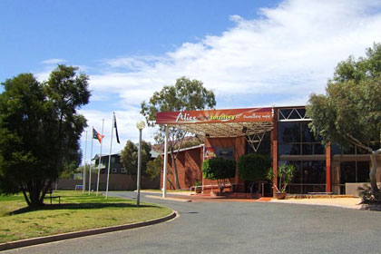 Alice In The Territory - Accommodation Bookings