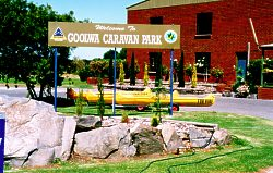 Goolwa Caravan Park - Accommodation Bookings