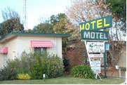 COHUNA MOTOR INN - Accommodation Bookings