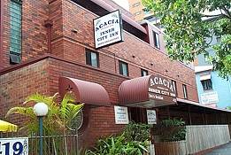 Acacia Inner City Inn - Accommodation Bookings