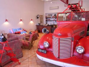 The Fire Station Inn - Fire Engine Suite - Accommodation Bookings