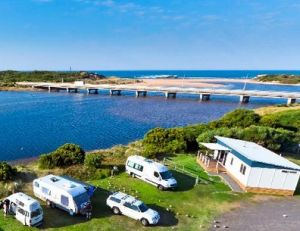 Peterborough Caravan Park - Accommodation Bookings