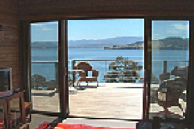 Bruny Island Accommodation Services - Captains Cabin - Accommodation Bookings