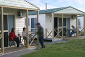Discovery Holiday Parks Devonport Cosy Cabins - Accommodation Bookings