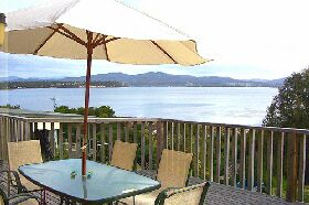 Waterfront on Georges Bay - Accommodation Bookings