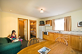Leisureville Caravan Park - Accommodation Bookings