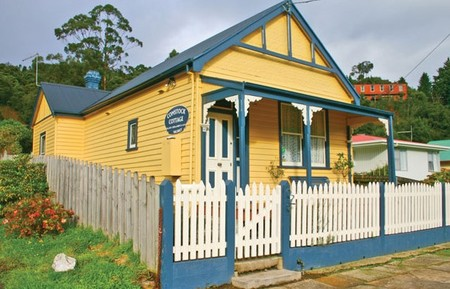 Comstock Cottage - Accommodation Bookings