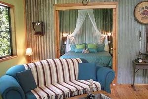 Crater Lakes Rainforest Cottages - Accommodation Bookings