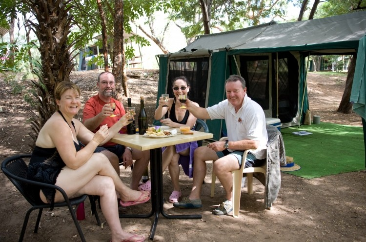 Adels Grove Camping Park - Accommodation Bookings