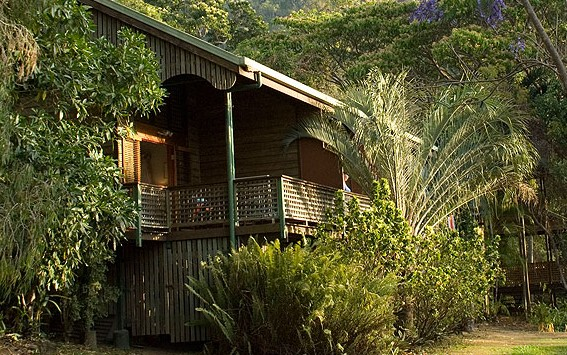 Bloomfield Lodge - Accommodation Bookings