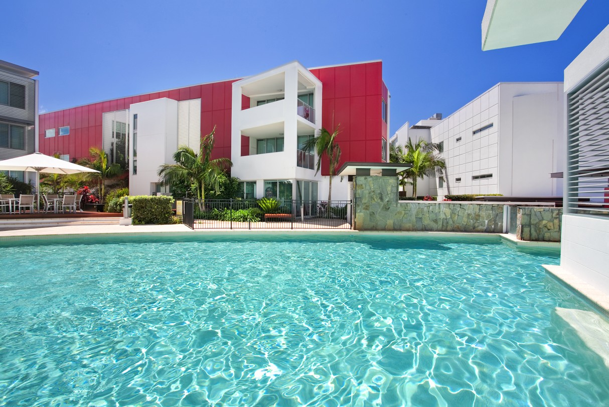 Element on Coolum Beach - Accommodation Bookings