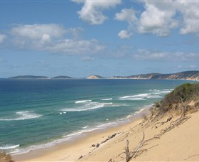 Rainbow Beach Hire-a-camp - Accommodation Bookings