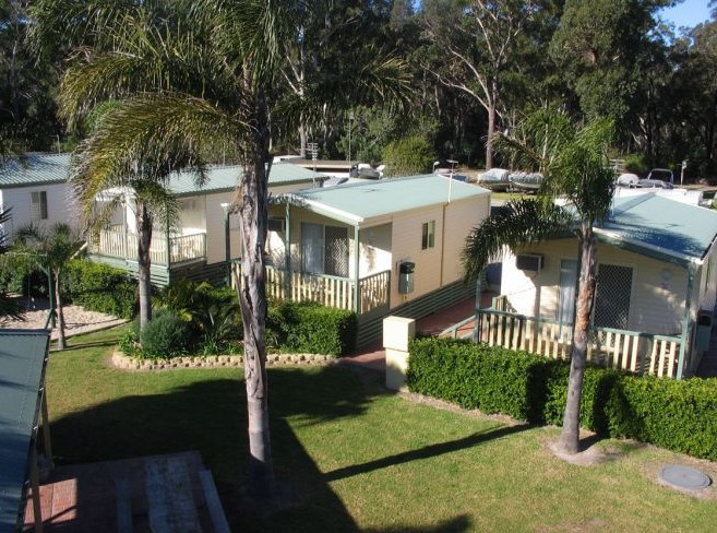Jervis Bay Caravan Park - Accommodation Bookings