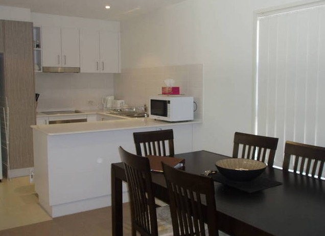 Braddon Element Apartment - Accommodation Bookings