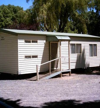 Castlemaine Central Cabin  Van Park - Accommodation Bookings