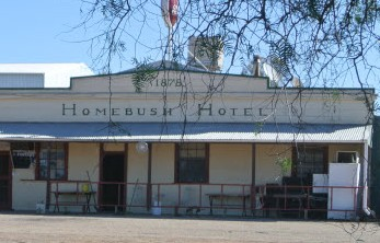 The Homebush - Accommodation Bookings