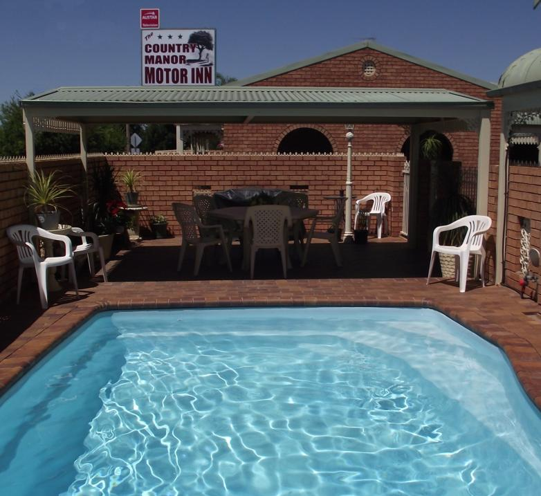 Country Manor Motor Inn - Accommodation Bookings