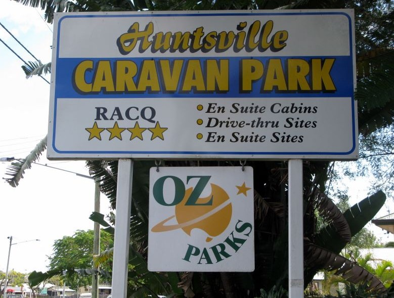 Huntsville Caravan Park - Accommodation Bookings