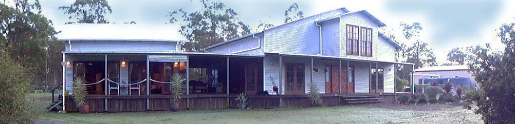 Tin Peaks Bed and Breakfast - Accommodation Bookings