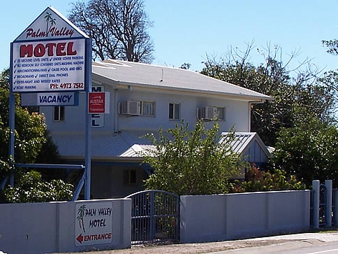 Palm Valley Motel and Self Contained Holiday Units - Accommodation Bookings