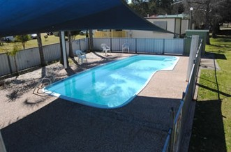 Crows Nest Caravan Park - Accommodation Bookings
